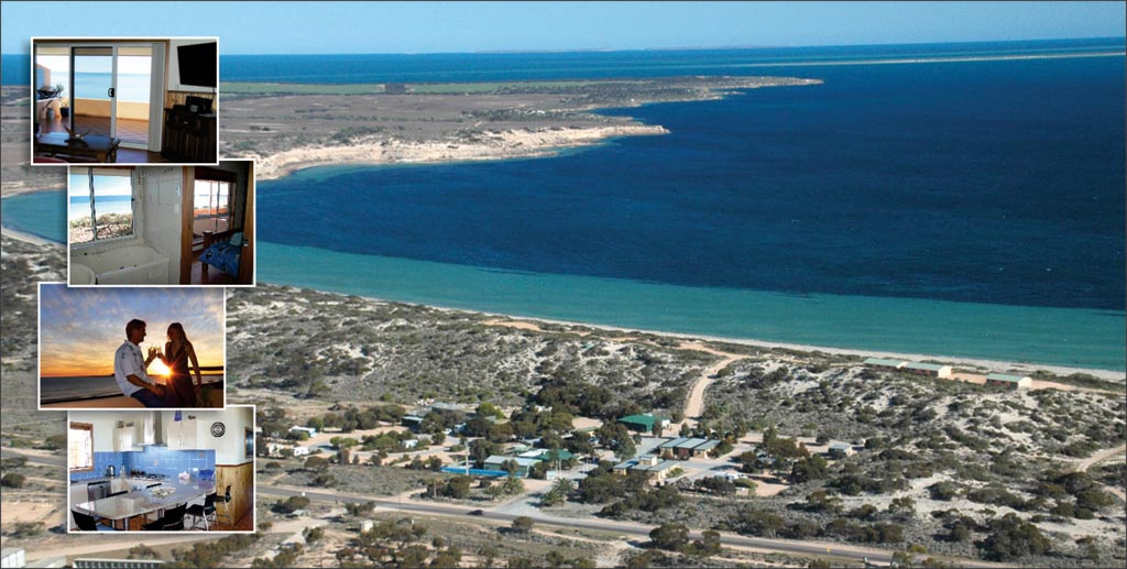 Ceduna accommodation  Luxury 3 bedroom Villa